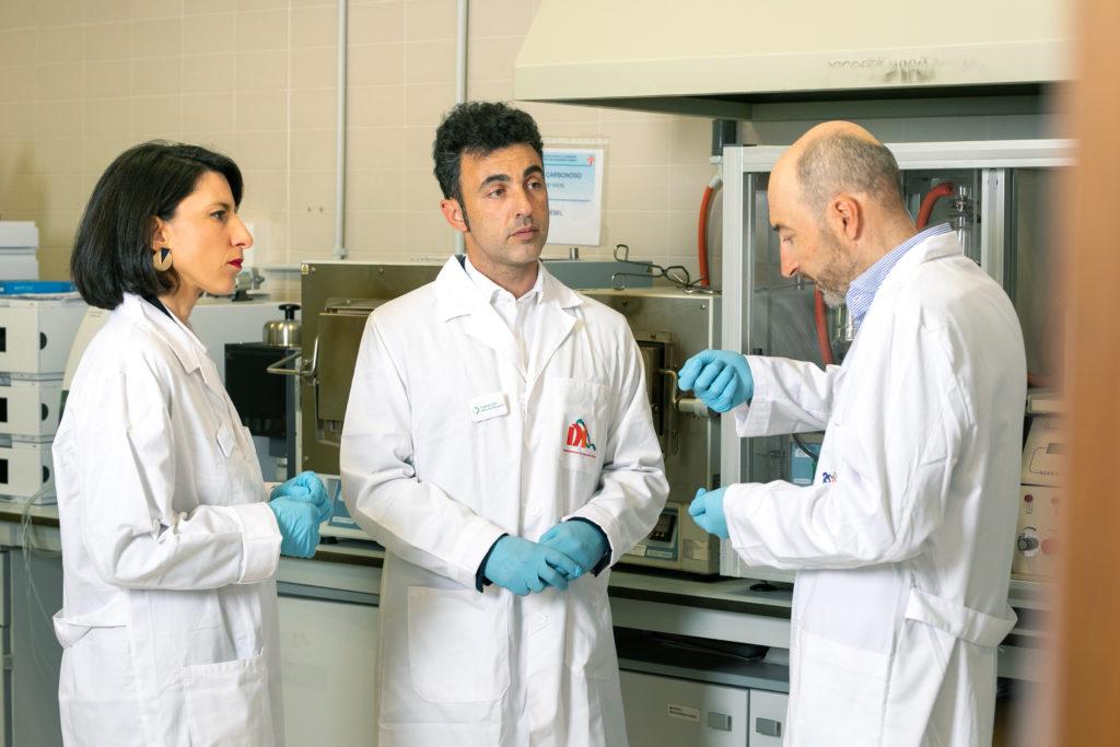 servicio extracciones en laboratorio uclm